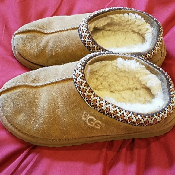 c973bf1ba UGG Shoes | Girls Big Kid Tasman Slippers | Poshmark